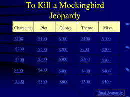 Image result for to kill a mockingbird powerpoint