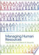 <b>Managing Human</b> Resources: <b>Human</b> Resource <b>Management</b> in ...