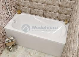 <b>Акриловая ванна Relisan Elvira</b> 170x75, цена 24516 руб. Купить в ...
