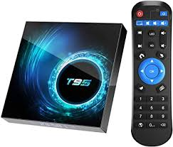 TV Box Android 10.0, T95 Android TV Boxes 4GB ... - Amazon.com
