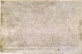 Resultado de imagem para magna carta 1215 robin hood
