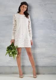 <b>Informal</b> Second <b>Wedding Dresses</b> for older brides   <b>Casual Short</b> ...