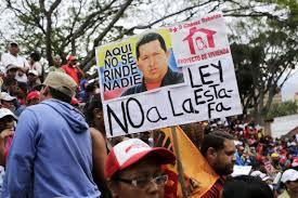 showdown in venezuela a showdown in venezuela