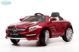 Купить Детский <b>Электромобиль BARTY Mercedes</b>-Benz <b>SL63</b> ...