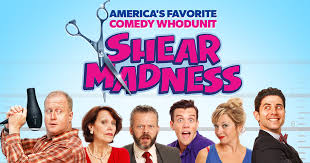 Image result for shear madness play