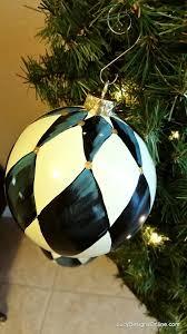 ball christmas ornaments coastal beach ornament loving