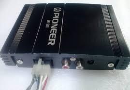 pioneer modelo gm 600 amplificador