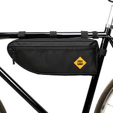 BIKIGHT <b>Bike</b> Frame Front Tube <b>Bag Waterproof</b> Large Capacity ...