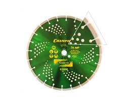 Купить диск отрезной <b>Алмазный диск Champion</b> PRO Laser ...