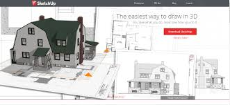 Free Floor Plan Software   Sketchup ReviewSkethcup review homepage screenshot