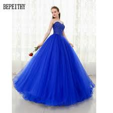 BEPEITHY <b>2019 Vestido De Festa</b> Real Photo Sweetheart Tulle ...