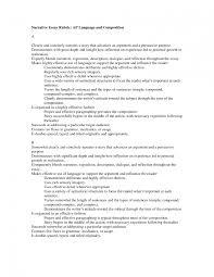 semi narrative essay assignment JFC CZ as