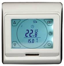 Купить <b>Терморегулятор Varmel RTC 91.716</b> белый по низкой ...