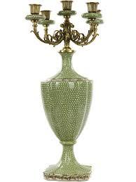 купить <b>Подсвечник 5 рожков</b> (Фарфор с бронзой 1895г.)