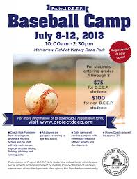 best photos of baseball flyer template sports flyer baseball camp flyer template