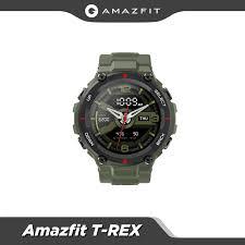 <b>Original Amazfit T rex Smartwatch</b> 5ATM Heat Cold Resistant MIL ...