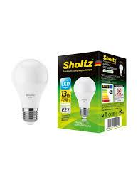 <b>Светодиодная лампа Sholtz</b> груша 13Вт E27 4200К А60 175-265В ...