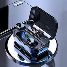 MeterMall <b>G02</b> TWS 5.0 <b>Bluetooth</b> 9D Stereo Earphone <b>Wireless</b>