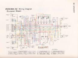 kawasaki z650 b1 wiring diagram kawasaki wiring diagrams 1998 honda accord wiring diagram nodasystech