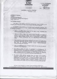 hrdo up spms approval of the up spms by the csc page 1