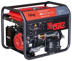<b>Бензиновый генератор Fubag</b> WS 230 DDC ES (5000 Вт) купить ...