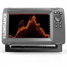 <b>Эхолот</b> с GPS Lowrance HOOK2-7x с <b>датчиком SplitShot</b> купить ...