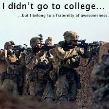 RED Friday Comes At You With Military Memes (30 Photos) | CollegeENVY via Relatably.com
