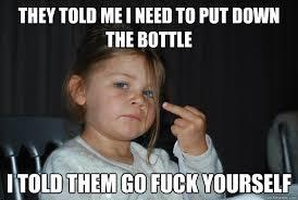 Troubled Toddler memes | quickmeme via Relatably.com