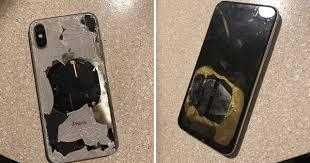 Một chiếc iPhone X tình nghi phát nổ sau khi cập nhật lên iOS 12.1