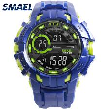 Watch <b>Men</b> Waterproof Shock Resist <b>SMAEL Men</b> Watches Relogio ...