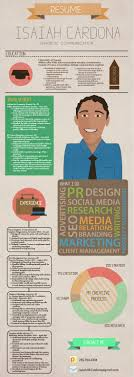 awesome resume idea graphic design cartoon other awesome resume idea