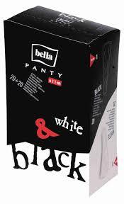 <b>Прокладки Bella Panty Slim</b> Black&White ежедневные ... - купить с ...