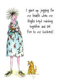 Humorous <b>card</b> - Camilla & Rose - <b>Set fire</b> to my knickers | Comedy ...