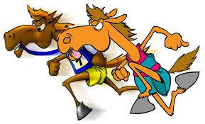 Resultado de imagen para LOGO HORSE RACING