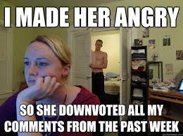 Redditor Girlfriend memes | quickmeme via Relatably.com