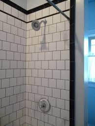 floor tile ideas subway tiles  images about tile on pinterest shower tiles allen roth and gray subwa