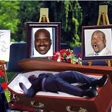 ShaqinAFall: The 15 Best Memes From Shaq Falling On Live TV | Boom ... via Relatably.com