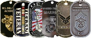 Commemorative <b>Dog</b> Tags-<b>Military and</b> Fire Fighter <b>Dog</b> Tags