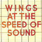 Wings at the Speed of Sound album by Paul McCartney