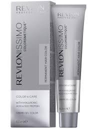 Крем-гель REVLONISSIMO для окрашивания волос 6.12 темный ...