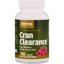 Jarrow Formulas, <b>Cran Clearance</b>, <b>100 капсул</b> – отзывы ...