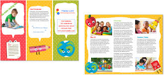 child care brochure template 22 child care owner child care business cards child care folders child care marketing preschool marketing