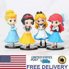 <b>Princess Alice</b> Cinderella Snow White Princess <b>Cake Topper</b> Action ...