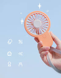 <b>Hot</b> Lovely <b>Portable</b> Hand Candy <b>Fan</b> Battery Operated <b>USB</b> Power ...