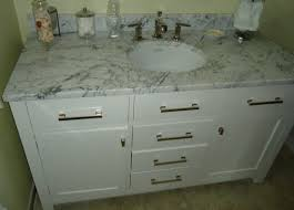 open bathroom vanity cabinet: filebathroom vanity cabinet including sink and drawersjpg