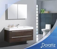 Каталог мебели для ванных комнат Doratiz