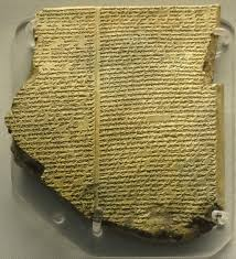 melvin on the role of divine counsel samizdat library of ashurbanipal the flood tablet the gilgamesh tablet date15 2010 current location