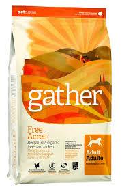 <b>Gather Free</b> Acres Organic <b>Free</b>-Run Chicken Dry <b>Dog</b> Food, 16-lb ...