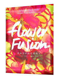 Click & Collect - <b>Origins Flower Fusion</b> Raspberry Refreshing Sheet ...