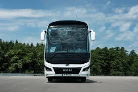 Новый автобус MAN